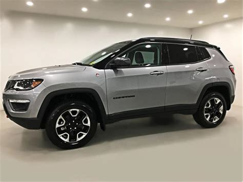 2017 jeep compass sunroof 2017 jeep compass trailhawk 4x4 sunroof navigation