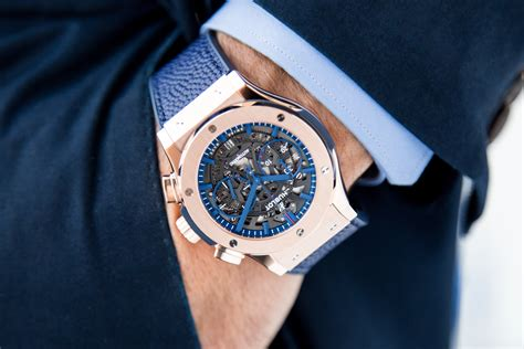 best hublot watches the best watches of 2016 photos gq