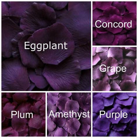 shades of dark purple 25 best ideas about eggplant color on pinterest