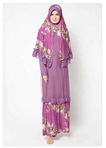 Gamis Muslim 2016 Koleksi Busana Muslim Gamis Batik Terbaru Fashion Style