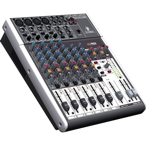 Mixer Audio Behringer 6 Channel behringer xenyx 1204usb 12 input usb audio mixer 1204usb b h