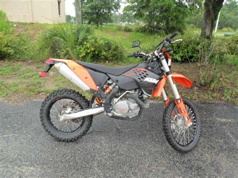 Ktm Trail Bike For Sale 2009 Ktm 530 Exc Dirt Bike For Sale On 2040 Motos