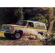 1977 Chevrolet Blazer  Pinterest
