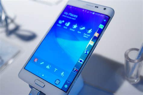 Samsung Edge samsung galaxy note edge on mobilesyrup