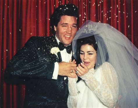 broadcastonwax elvis and priscilla s wedding day