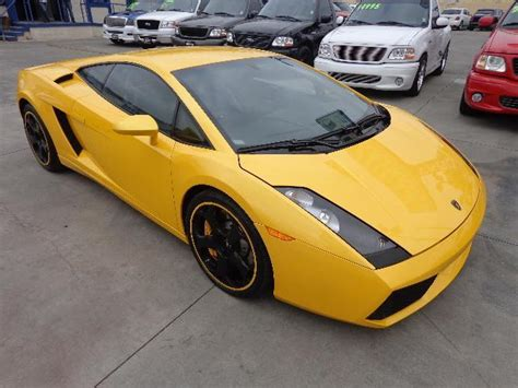 2004 Lamborghini For Sale 2004 Lamborghini Gallardo For Sale Carsforsale