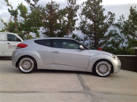 Hyundai Veloster Forum by Official Veloster Aftermarket Wheel Thread Page 3