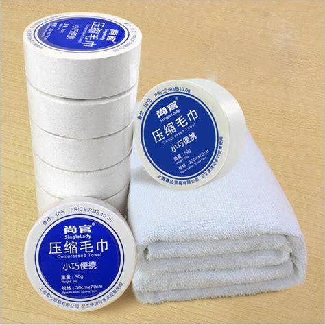 Compressed Disposable Towel disposable compressed cotton towel bath travel