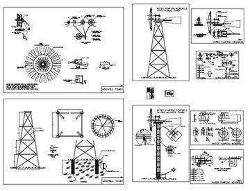 wind pass  diy garden windmill plans