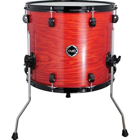 crush drums percussion chameleon ash floor tom