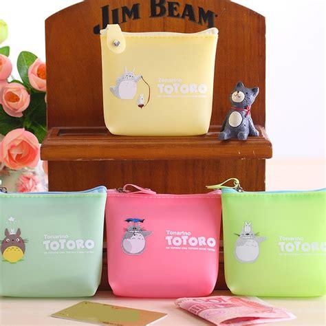 dompet koin tas mini dk0004 lucu dompet koin mini totoro pink jakartanotebook