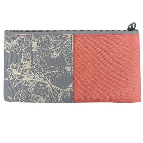 Printed Pencil Bag printed canvas zipper pencil bags idemalo bags