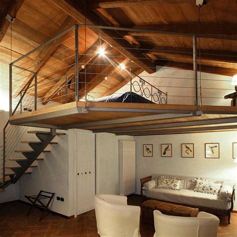 Camere Da Letto Con Soppalco by Come Realizzare Un Fantastico Letto A Soppalco