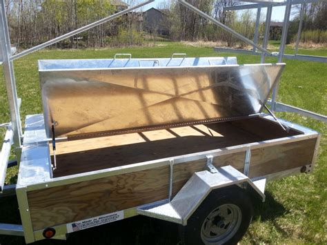 Handmade Canoe For Sale - custom made canoe kayak trailers for sale remackel