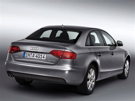 Audi A4 Tdi 2 0 by Audi A4 2 0 Tdi Concept E 2008 Audi A4 2 0 Tdi Concept E