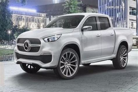 mercedes pickup 2017 mercedes benz to launch pickup truck in 2017