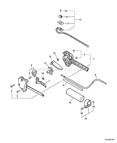 echo srm 210 parts diagram echo srm 210 parts list and diagram 05182135 05281189