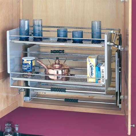 kitchen cabinet pull down shelves pull down shelf for 36 quot wall cabinets ocd pinterest