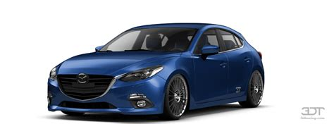 3dtuning of mazda 3 hatchback 2015 3dtuning unique on line car configurator for more than