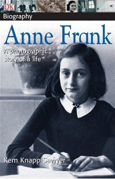 anne frank biography book report anne frank
