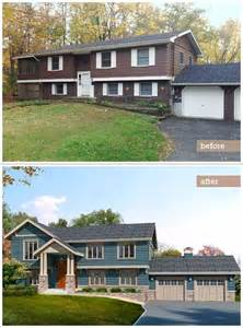 this old house raised ranch redo from blah to craftsman