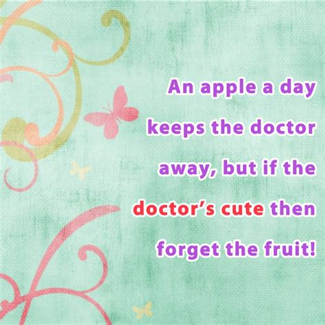 a poem a day keeps the doctor away apple fruit quotes quotesgram