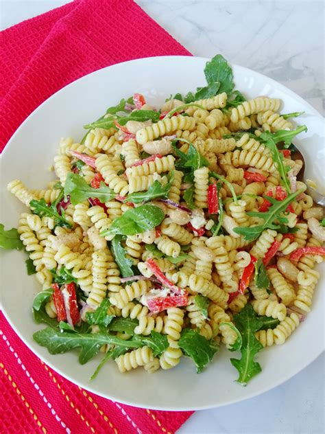 pasta salad mayo non mayo macaroni salad