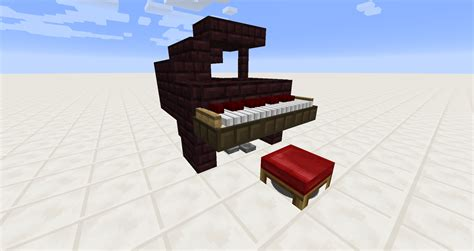 tutorial piano minecraft image gallery minecraft piano