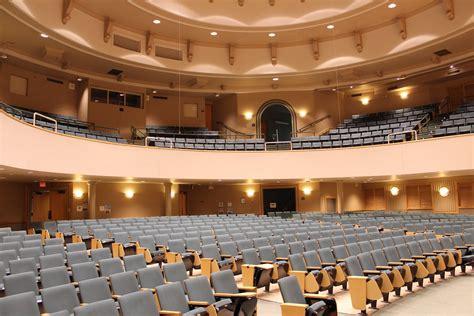 university auditorium  cartwright hall