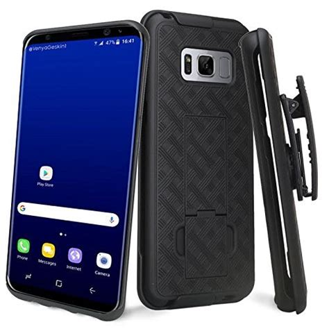 Samsung S8 New Samsung Galaxy S8 Belt Clip Holster Cover Shell