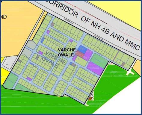 cidco layout plan karanjade cidco navi mumbai international airport portal