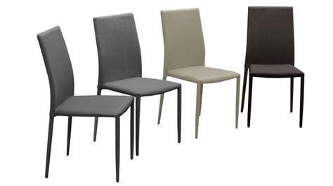 lot 6 chaises design lot de 6 chaises en tissu ou similicuir design ludvika mobilier moss