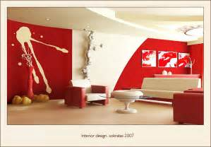 Red Living Room by 28 Red And White Living Rooms