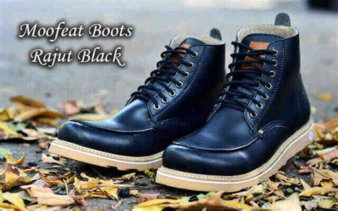 Sepatu Boots Moofeat sepatu moofeat boots rajut zapatoshop