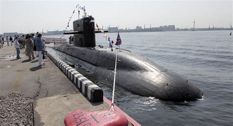 new submarines sea ghost new russian submarine is stealthier than a