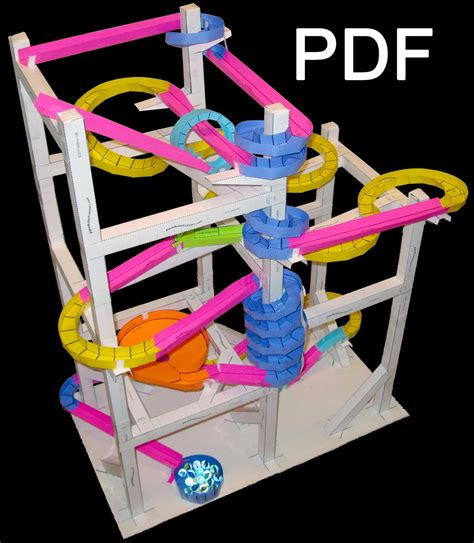 paper roller coaster template paper roller coaster these are so cool classroom