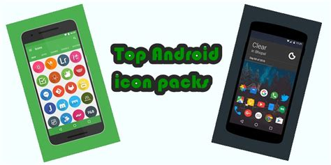 best android icon pack best android icon packs that you should try the android soul