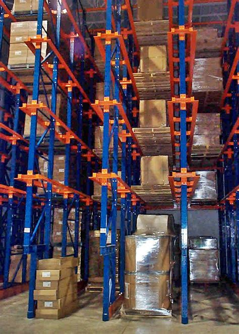 Drive In Pallet Racking by Drive In Racking High Density Pallet