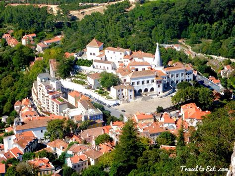 Moorish Architecture by Sintra Portugal Travel To Eat