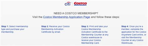 Costco Application Process You Can Now Apply For A Costco Citi Credit Card One Mile
