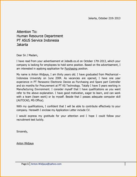 Sle Cover Letter Application Firm cover letter for fresh graduate template 28 images