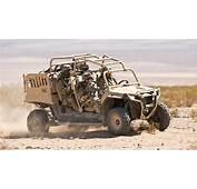 2013 MRZR 4 Fast Attack Vehicle Passengers  Ultra