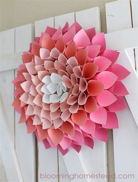 paper decorations to make at home best free home
