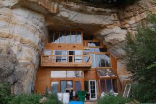 amazing missouri home built in natural cave but the
