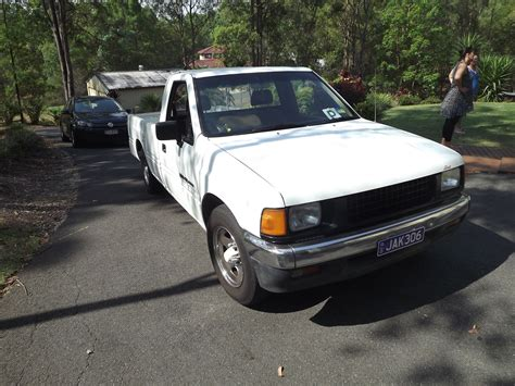 1989 holden rodeo 1989 holden rodeo dlx car sales qld brisbane