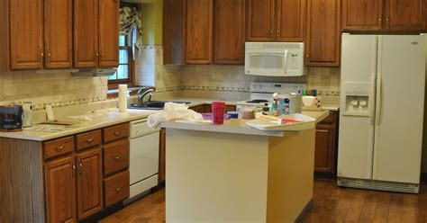 oak kitchen cabinet makeover oak kitchen makeover hometalk