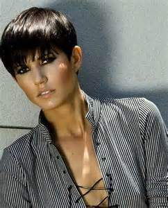 demi haircut in ghost the very short hairstyles for women 2016