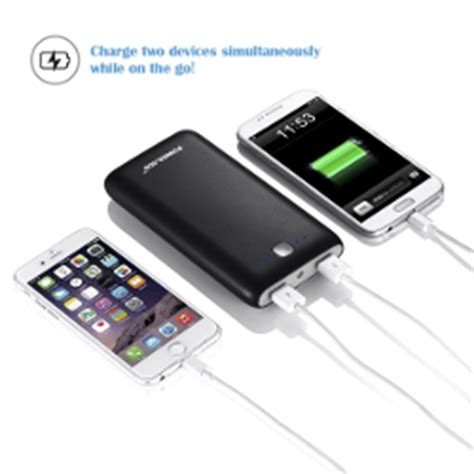 Cable Li Ion 2in1 Speed Max Iphone 5 Top 10 Best Power Banks Portable Cellphone Charger