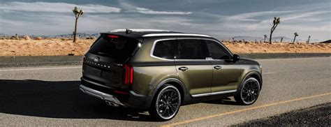 Kia Telluride 2020 Interior by 2020 Kia Telluride Interior Features Coastal Kia