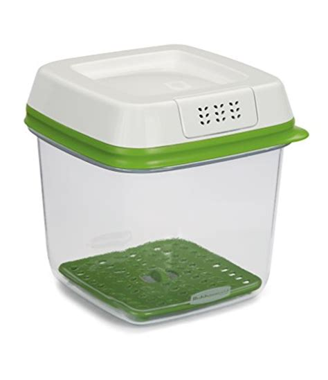 rubbermaid kitchen storage containers rubbermaid freshworks food saver storage container keeper box kitchen medium new ebay